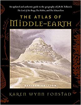 Amazon the atlas of middle earth revised edition amazon the atlas of middle earth revised edition 0046442126991 karen wynn fonstad books sciox Gallery