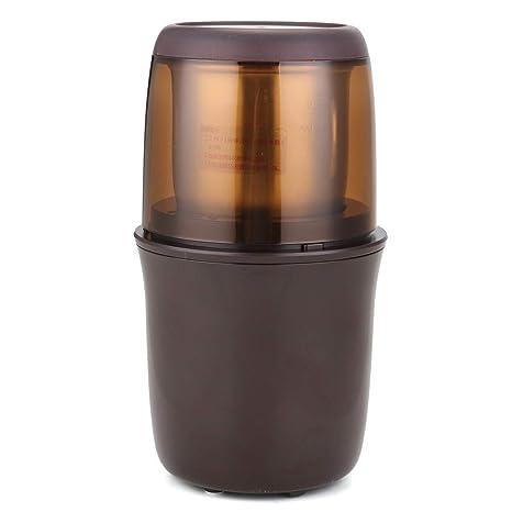 YSCCSY Profesional Eléctrica Spice Coffee Bean Amoladora Fabricante Molino Máquina Cuchillas De Acero Inoxidable Hogar