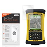 Trimble Nomad Screen Protector, BoxWave [ClearTouch Anti-Glare] Anti-Fingerprint, Scratch Proof Matte Film Shield for Trimble Recon | Nomad