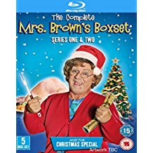 Mrs Brown's Boys: Complete Collection