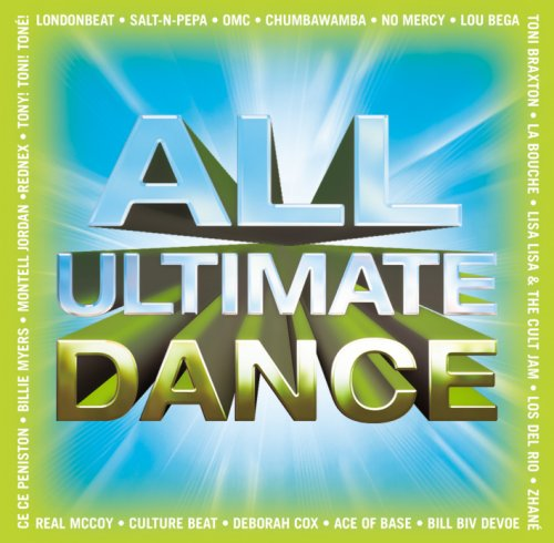 All Ultimate Dance by Madacy Records