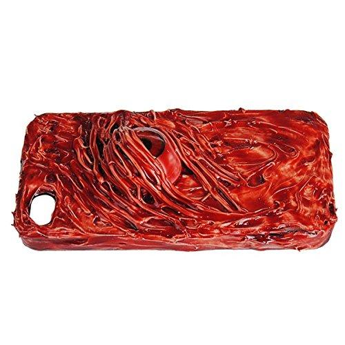 Hallowmas Handmade Case Protecteur sanglant Un Grain Eye For iPhone 4