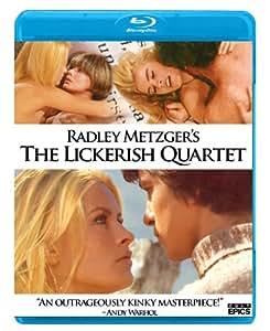 The Lickerish Quartet [Blu-ray]