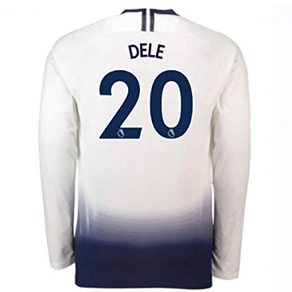 4220320e823 Image Unavailable. Image not available for. Color  2018-2019 Tottenham Home Long  Sleeve Nike ...