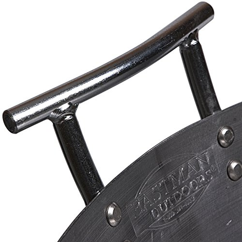 Eastman Outdoors 37206 Outdoor Gourmet 18-Inch Carbon Steel Wok