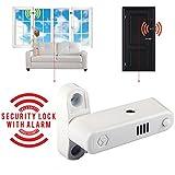 ComfoRED- Home Security Window Door Alarm Kit (White)