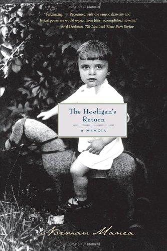 The Hooligan's Return: A Memoir