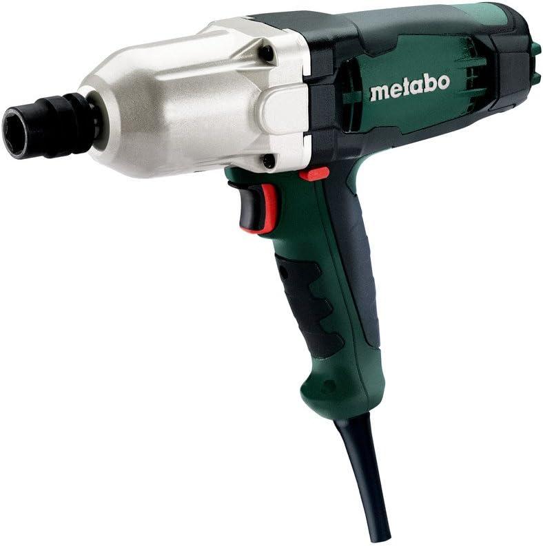 Metabo 602204000 602204000-Atornillador de Impacto SSW 650 600W, 1 W, 230 V