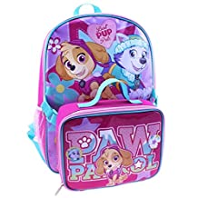 """Paw Patrol """"Best Pup Pals"""" Backpack with Lunchbox - pink, one size"""
