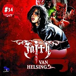 Gefangen in der Psychoklinik (Faith van Helsing 34)