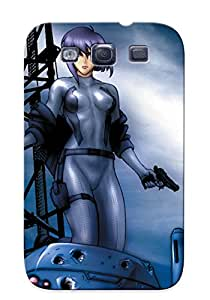 Vmnkus-1296-emplzor Anti-scratch Case Cover Exultantor Protective Anime Forum Ghost In The Hell Case For Galaxy S3