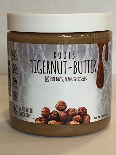 Tigernut Butter - (3 pack) Original Flavor Allergen Friendly Nut Butter : No Nuts, Seeds or Soy / AIP compliant (Seed Tiger)