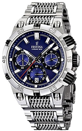 Men's Watch - Festina Tour de France - Chrono Bike - F16774/2