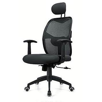 Asiento De Oficina Escritorio Negro Silla Design nwvmN80Oy