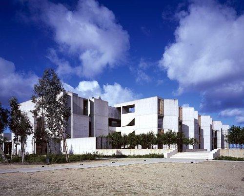 Photo: Salk Institute, La Jolla, California