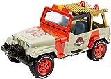 Toys : Jurassic World Matchbox Jeep Wrangler & Rescue Net