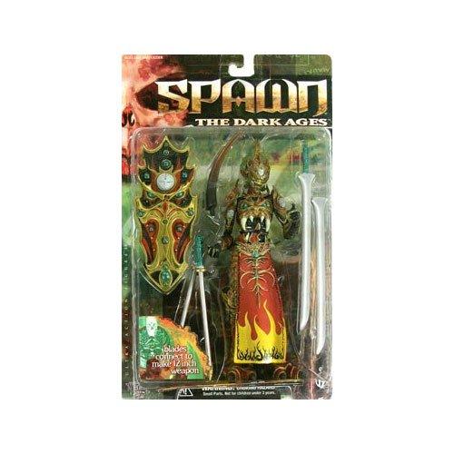 Spawn Series 14: Dark Ages Mandarin Spawn Action Figure