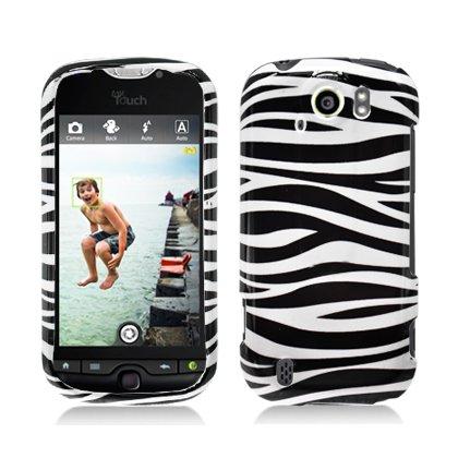 (HTC MyTouch 4G Slide Zebra Design Case)