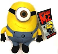 Despicable Me Deluxe 8-Inch Plush Figure Minion Stewart from Toy Factory