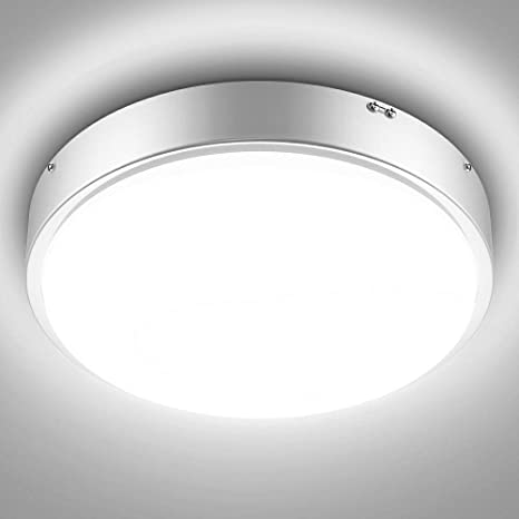 18W Surface Mounted Led Ceiling Light Fitting Led IP44 Waterproof Cool White