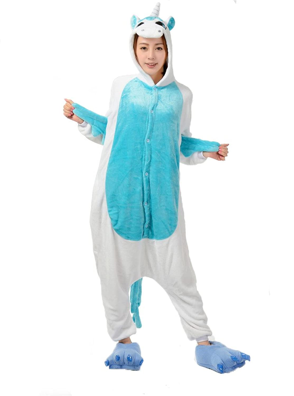 LATH. PIN? Jumpsuit Unisex Animal Box Fancy Dress Halloween Costumes Jumpsuit Adults 'Fleece Jumpsuit Pyjamas Lounge