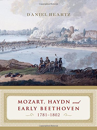 Mozart, Haydn and Early Beethoven: 1781-1802 by W. W. Norton & Company