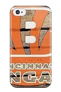 Fashion YmQAfzP2343NWPPQ Case Cover For Iphone 4/4s(cincinnatiengals )