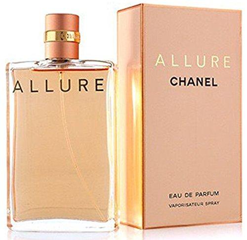 Allure Edp Spray (Chanêl Allure Eau De Parfum Spray, for Woman EDP for Woman EDP 1.7 fl oz, 50 ml)