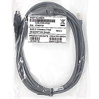 Symbol Ps2 Keyboard Wedge Cable Compatible Motorola Ds3478 Ds3407 Ds3408 Ls2208 Ls3408 Ls3478 Ds6607 Cba-k01-s07par 2m