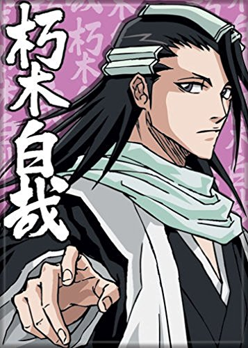 Ata-Boy Bleach Byakuya 2.5