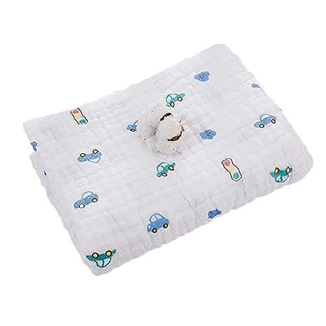 Kangcheng Toallitas para bebé y niños Muslin Swaddle Blanket Toalla ...