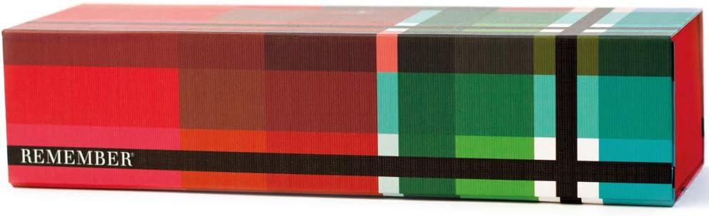 Remember Brillenetui Zigzag x 5,3 x 16 x 3,7 cm