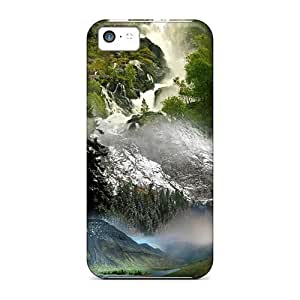 XiFu*MeiNew Design Shatterproof UGDbLhE5126hAGLk Case For iphone 4/4s (mountains Majesty)XiFu*Mei
