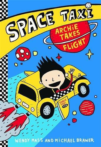 Space Taxi: Archie Takes Flight PDF