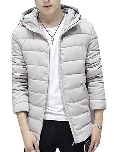 Men's Puffer 1 Down Coats Casual Generic Hoodies Down Fdwvvq1