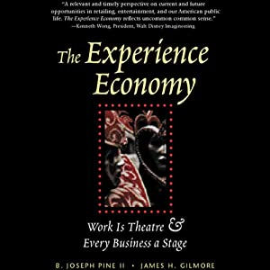 The Experience Economy Audiobook
