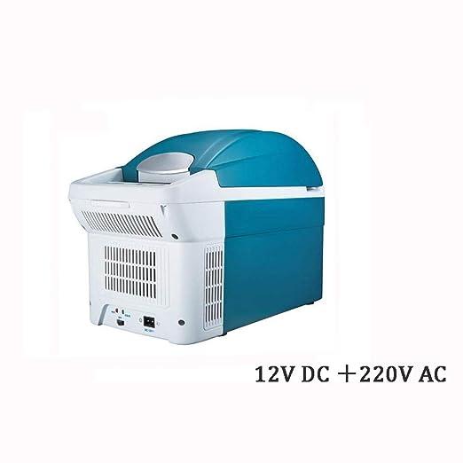 Refrigerador de coche 8.5L mini refrigerador portátil ...