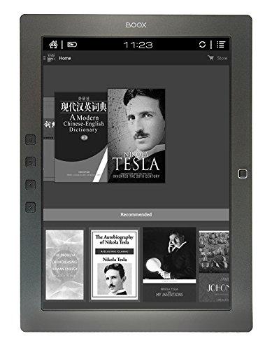 Onyx BOOX M96 Pantalla táctil 4GB Gris lectore de e-book: Amazon.es: Electrónica