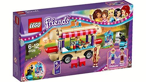 LEGO Friends - 41129 - La Camionnette À Hot-dogs Du Parc D'attractions