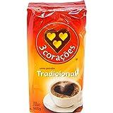 ブラジルコーヒー 500g トレス コラソエンス トラディショナル Cafe 3 Coracoes Tradicional