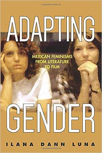 Adapting Gender (SUNY series in Latin American Cinema)