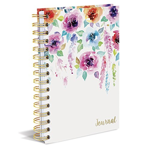 Hanging Flowers Hard Bound Journal