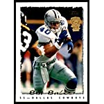980db5da3cd NFL Football 1995 Topps Jaguars & Panthers Inaugural 294 Bill Bates -  Cowboys.