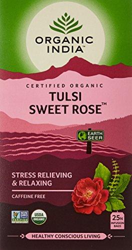 Tulsi Sweet Rose Tea
