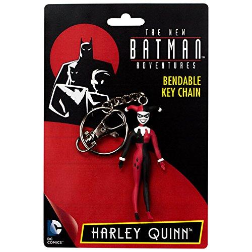 Amazon.com: Harley Quinn Bendable Llavero: Toys & Games