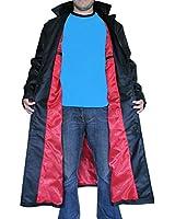 Cinema Jackets Blade Trench Coat for Men Blade Leather Coat Amazon