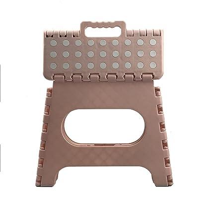 Miraculous Amazon Com Yjchairs Chair Folding Stool Portable Mini Ncnpc Chair Design For Home Ncnpcorg