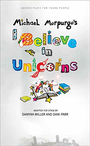 Book cover for I Believe in Unicorns