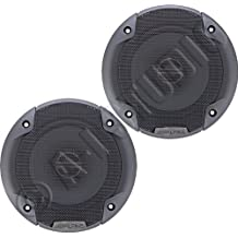 "Brand New Alpine Spe-5000 5.25"" 2 Way Pair of Car Speakers Totalling 400 Watts Peak / 100 Watts RMS"