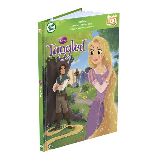 Leapfrog Tag Activity Storybook Disney Tangled